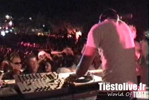 Tiësto video | Kriti Vibes Festival | Chersonissos, Greece - 04 august 1999 | 05 minutes |
