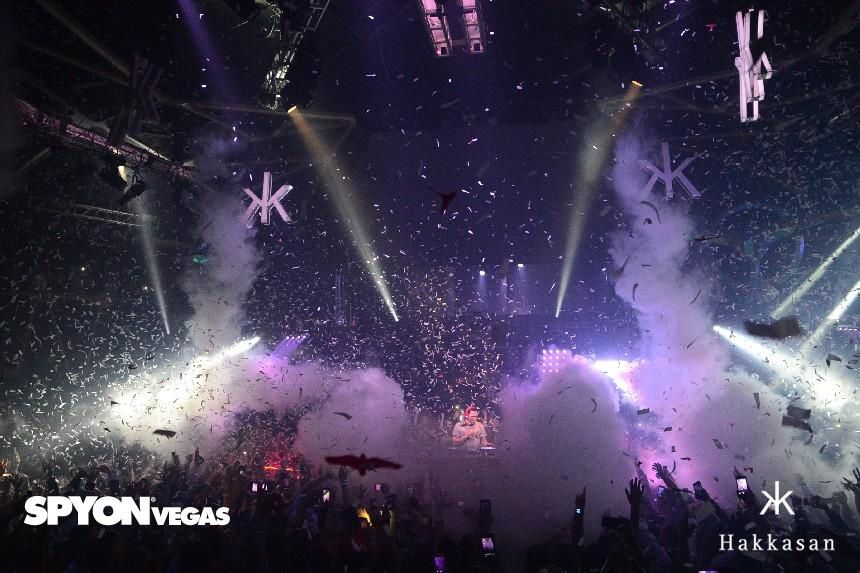 Tiësto vidéo and photos | Hakkasan | Las Vegas, NV - may 18, 2017