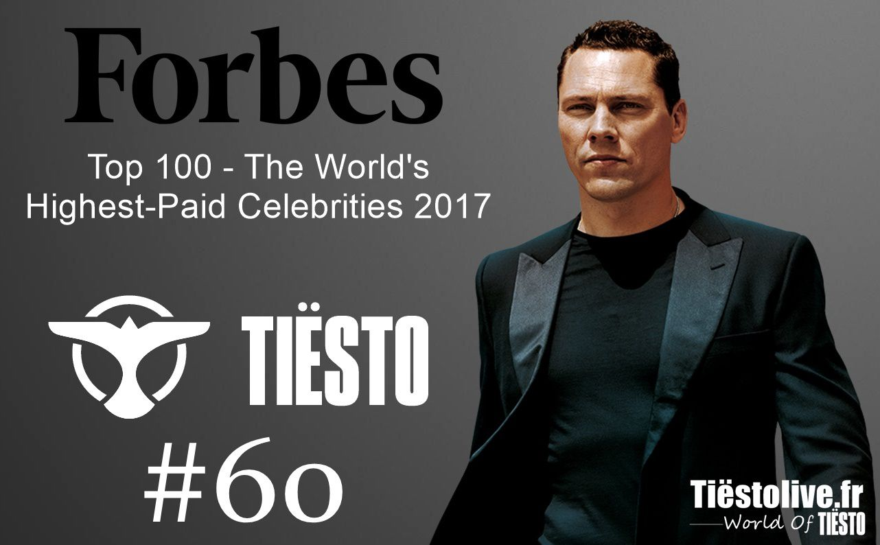 Top 100 - The World's Highest-Paid Celebrities 2017 ...