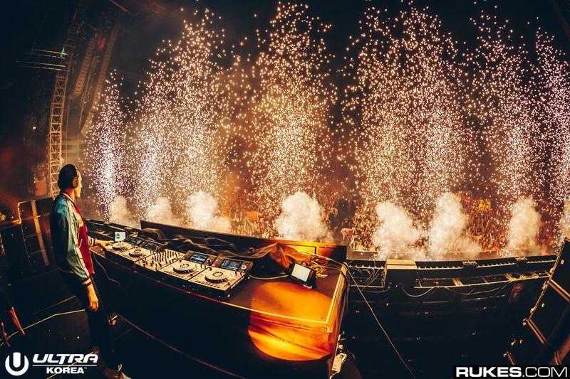 Tiësto photos | Ultra Music Festival | Séoul, Korea - June 11, 2017 울트라 코리아