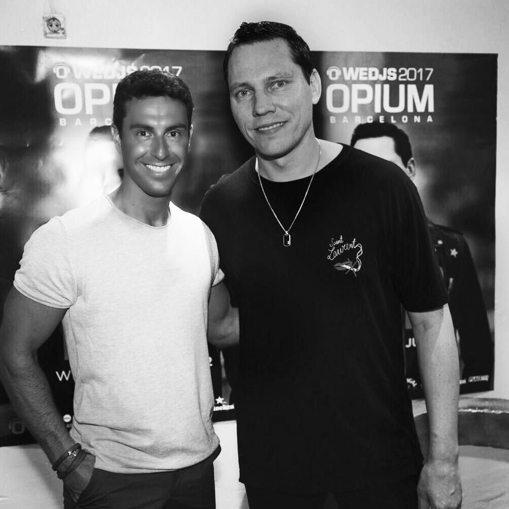 Tiësto photos | Wedj's at Opium Barcelona | Barcelona, Spain - July 12, 2017