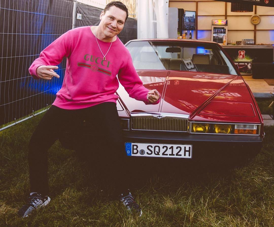 Tiësto photos   Airbeat One Festival   Neustadt-Glewe, Germany - July 14, 2017