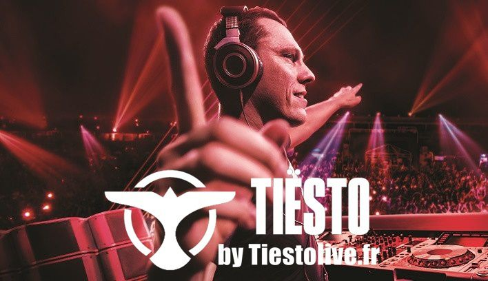 tiesto website official