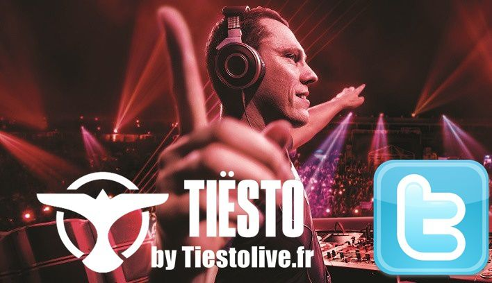 Tiësto page twitter | Official