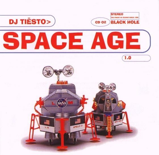 Tiësto compilation - Space AGE 1