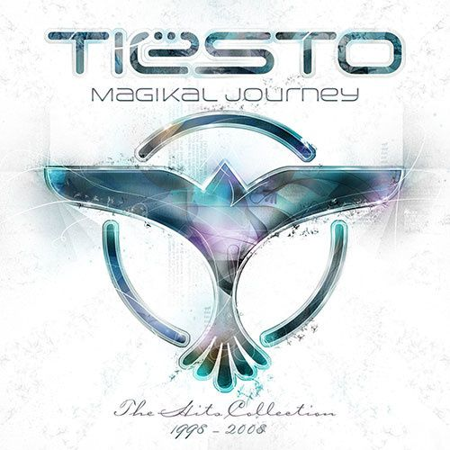 Tiësto compilation - Magikal journey the hits collection 1998 - 2008