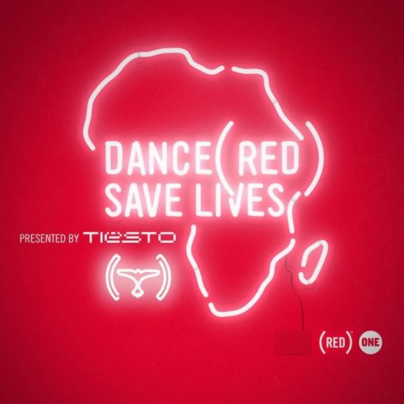 Tiësto compilation: Dance (RED) Save Lives