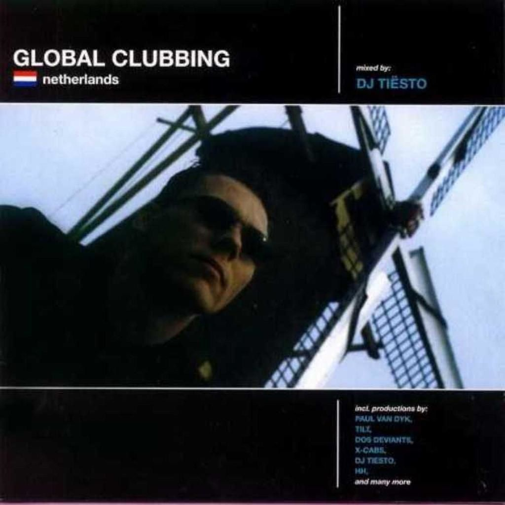 Tiësto compilation - Global Clubbing, The Netherlands 1998