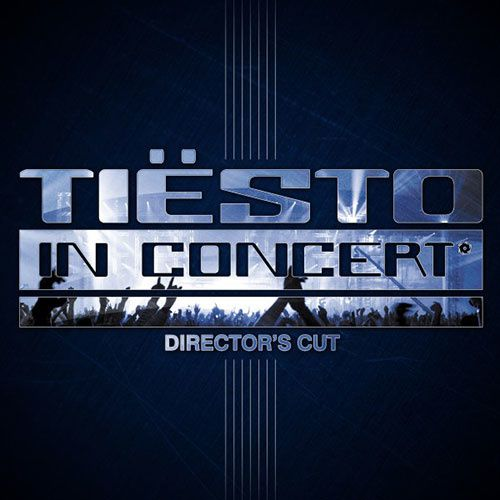 Tiësto DVD: In Concert 2003 (Directors Cut) new edit !