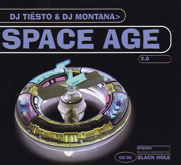 Tiësto compilation Space AGE 2
