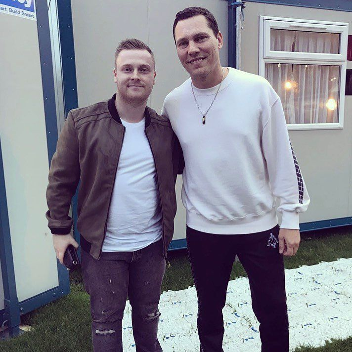 Tiësto photos | Vital Festival | Belfast, UK - august 26, 2017