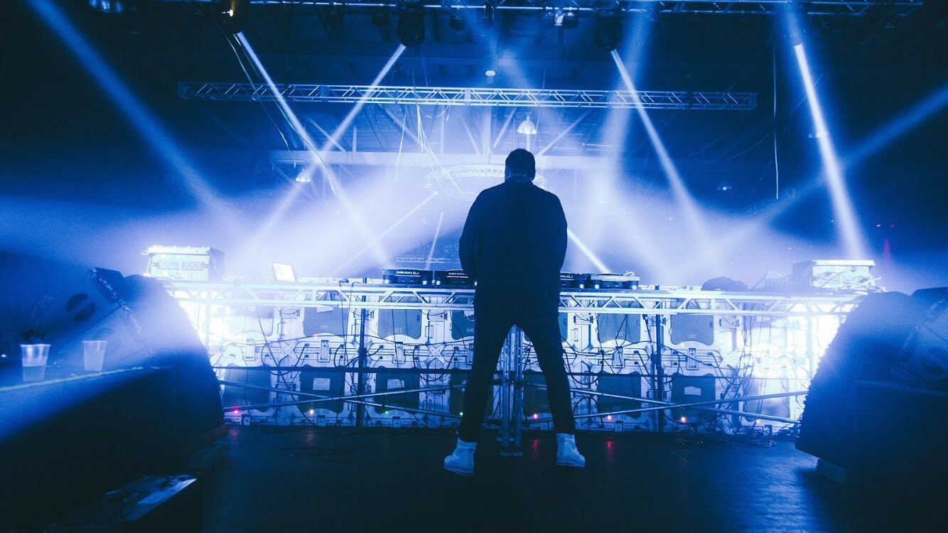 Photos Tiësto meet and greet #CollegeTour The Pavilion, Indianapolis, IN October 03, 2017