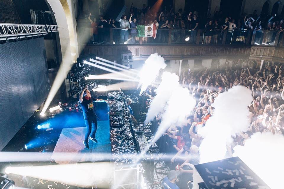 Tiësto photos | The Bluestone - College Tour | October 04, 2017 - Columbus, OH