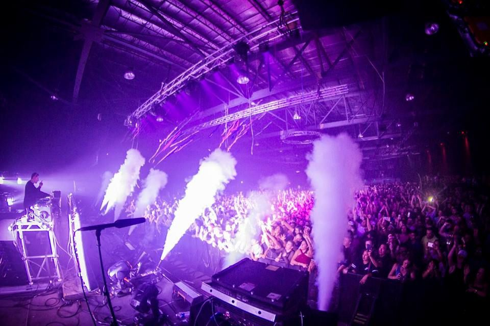 Tiësto photos | The Pavilion - College Tour | October 03, 2017 - Indianapolis, IN