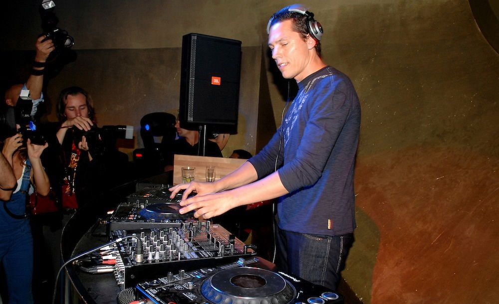 #Memory | Tiësto photos at the opening of his nightclub, Cineac, Amsterdam Netherlands - june 06, 2007