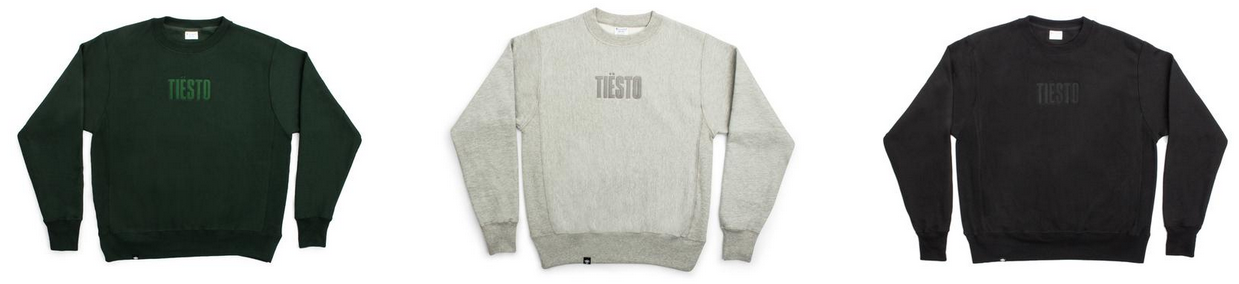 Tiësto shop | New Collection