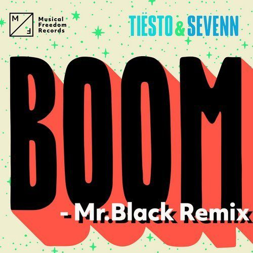 Tiësto and Sevenn - Boom (Mr.Black Remix)