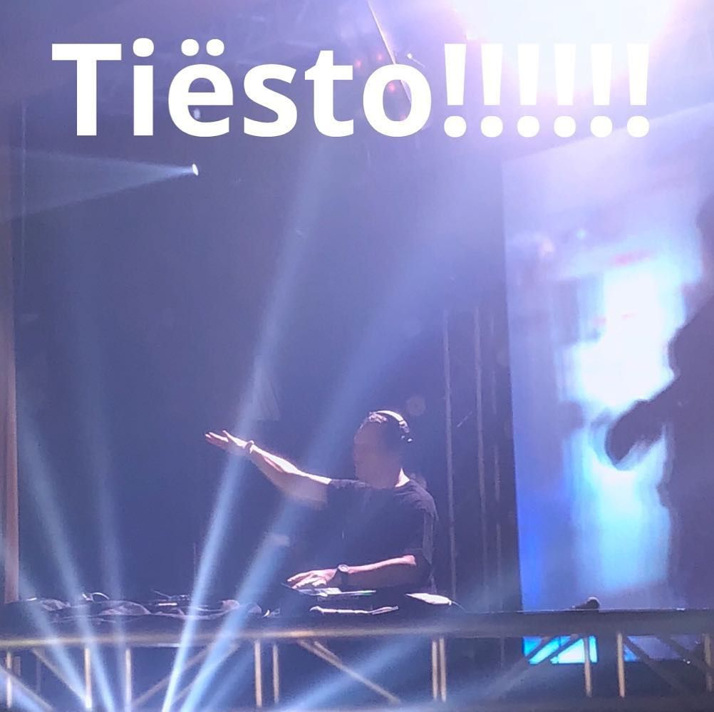 Tiësto photos | The RITZ Ybor | Tampa, FL - november 16, 2017