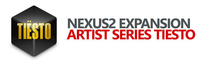 NEXUS2 expansion Artist Series Tiesto