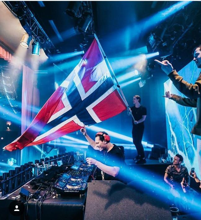 Tiësto vidéo, photos | USF Verftet | Bergen, Norway - January 17, 2018 #NorwayTour
