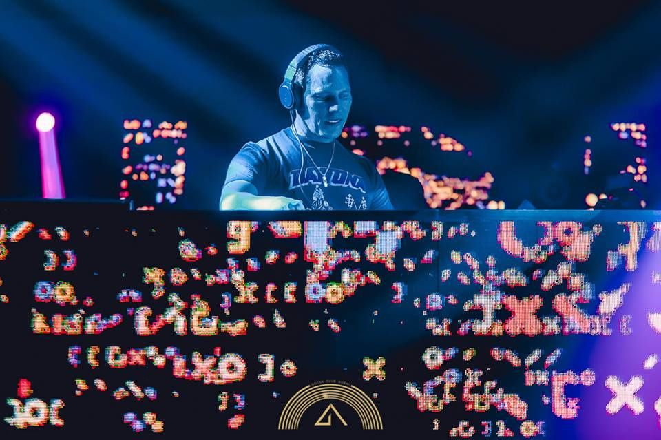 Tiësto photos | Gotha Club | Dubai, UAE - March 29, 2018