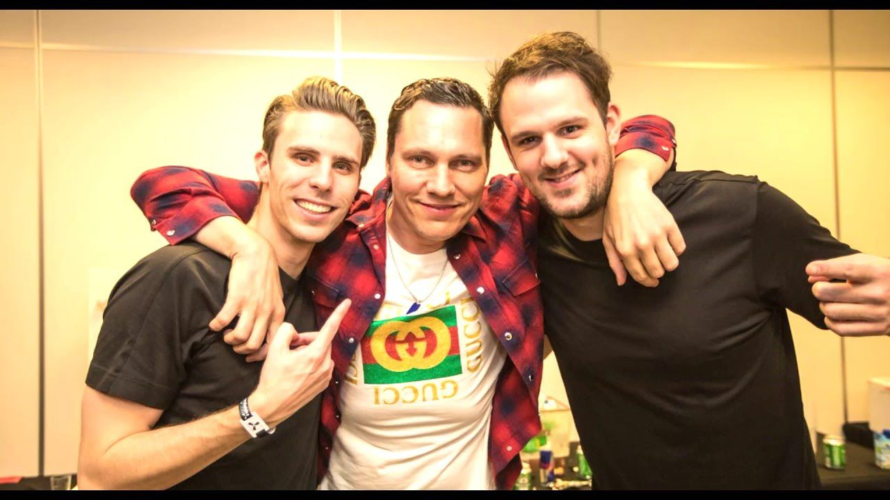 Tiësto & W&W - The Sound Of Rotterdam