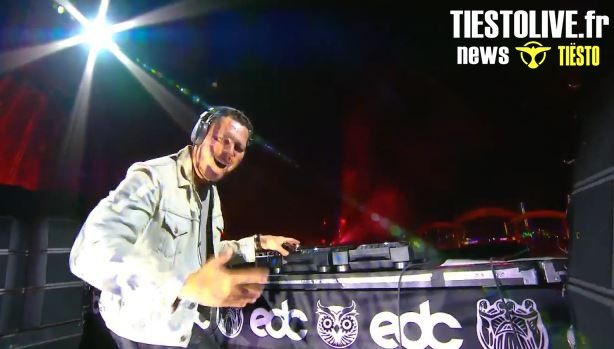 Tiësto photos | Electric Daisy Carnival | Las Vegas, NV May 19, 2018 #EDC