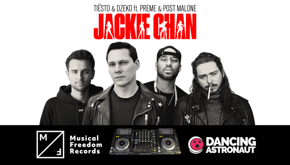 Win Tiësto's personal signed DJ decks + 2 Tickets to any Tiësto show