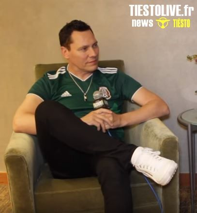 Tiësto interview for LIVE 101.5 Phoenix | World Cup, Remembering Avicii, EDM Beef & More ...