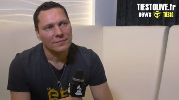Tiësto interview vidéo for Grammy.com, he talks Working With Gucci Mane, Influencing Martin Garrix & More