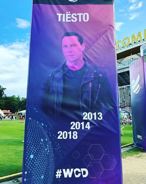 Tiësto photos | World Club Dome | Frankfurt, Germany - june 01, 2018