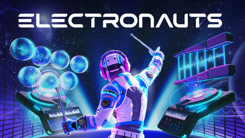 Electronauts VR Music App Launches With Tiësto, The Chainsmokers, Tiesto, Steve Aoki and more...