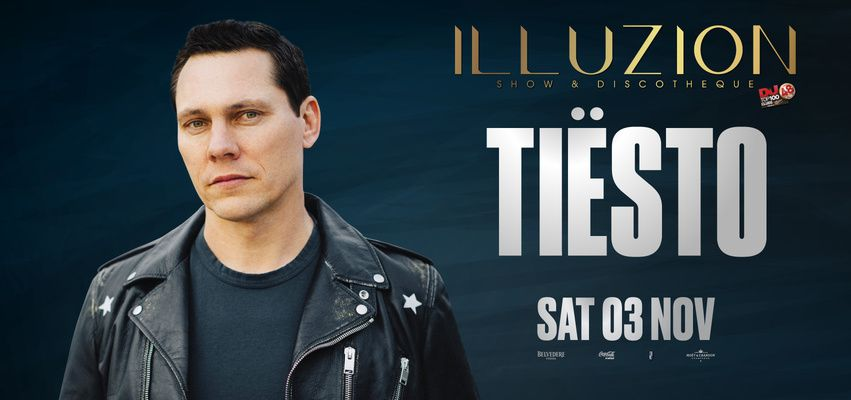 Tiësto date | Illuzion | Phuket, Thailand - november 03, 2018