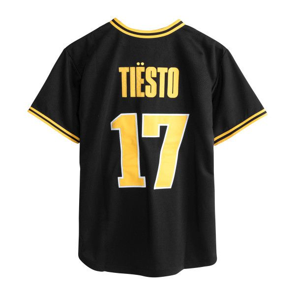 Tiësto Shop | Baseball Jersey - Spotify Exclusive Team Tiësto