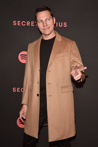 Photos, Tiësto at Spotify's Secret Genius Awards 2018, Los angeles, CA - november 16, 2018