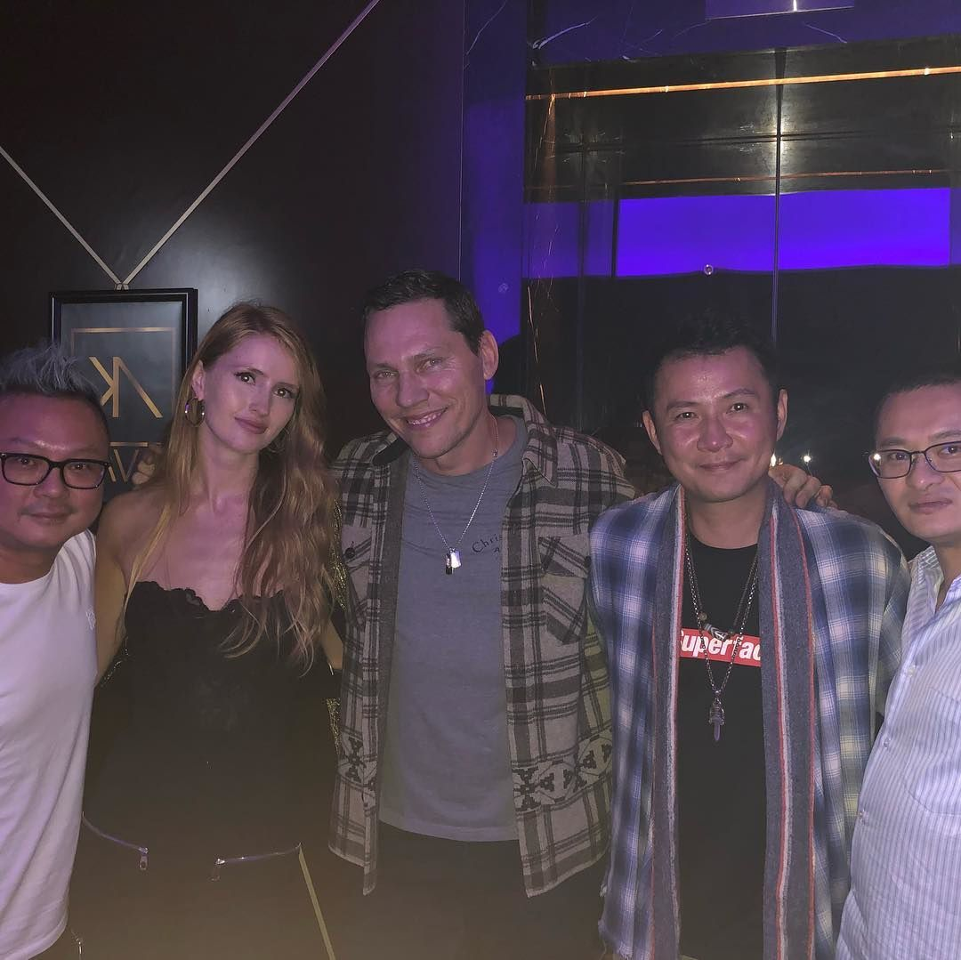 Photos, Tiësto at Kavia, Hong Kong