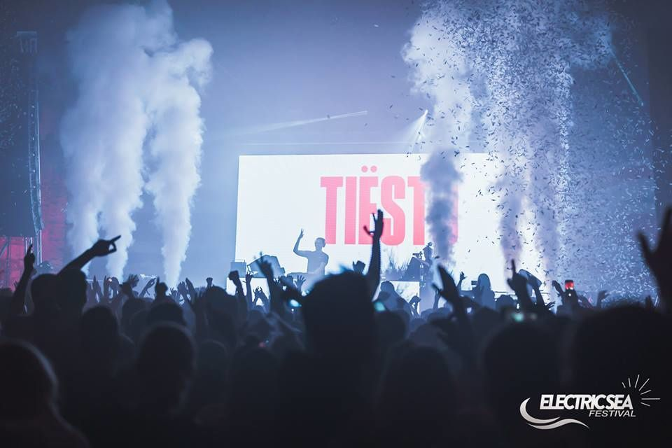 Tiësto photos | Electric Sea | Rostock, Germany - december 07, 2018