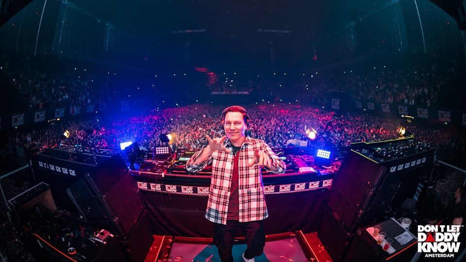 Tiësto photos | Don't Let Daddy Know | Amsterdam, Netherlands - March 01, 2019