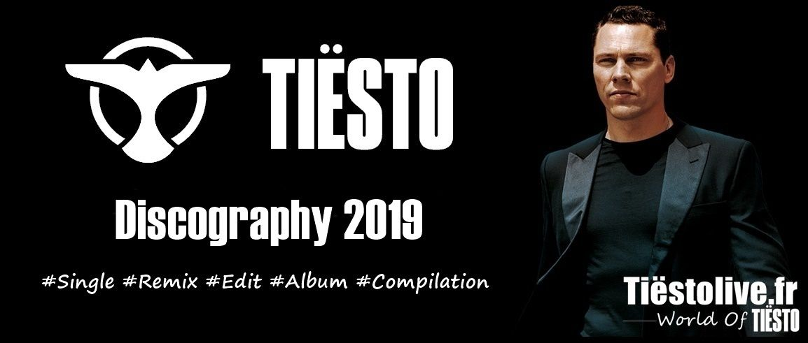 tiesto music, song, remix, track, single, radio, 2019