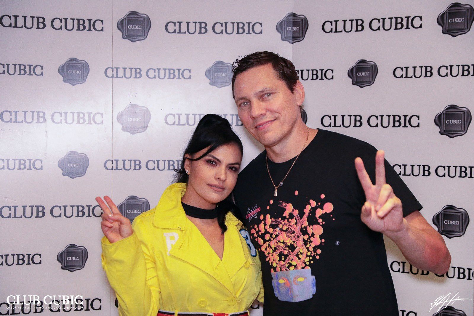 Tiësto photos | Club Cubic | Cotai, Macau - April 13, 2019