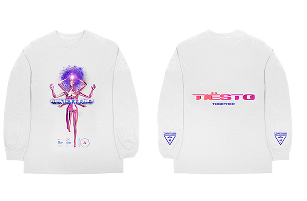 Shopping: Tiësto x Alchemist - Together Capsule, now available in limited edition