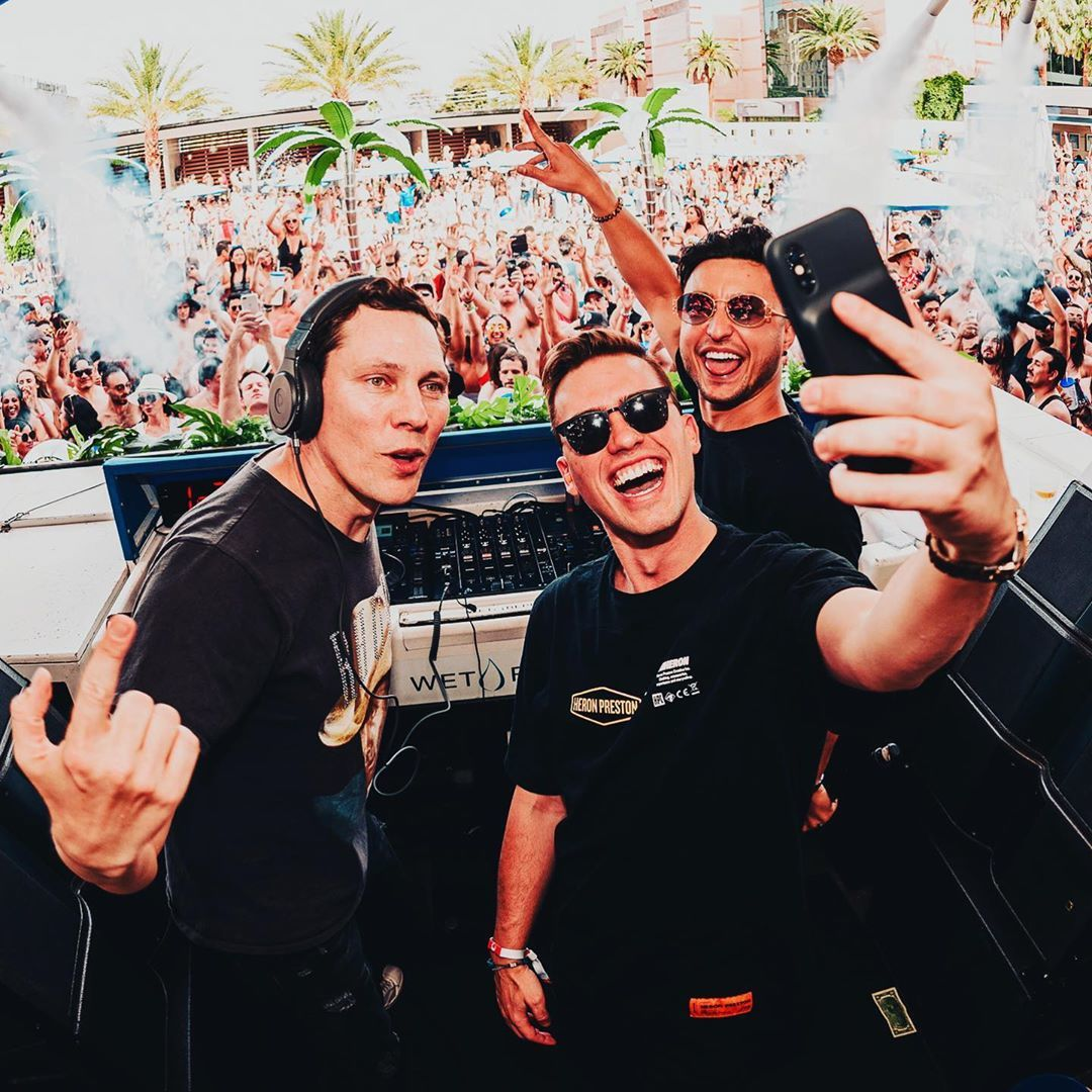 Tiësto photos | Wet Republic | Las Vegas, NV - May 18, 2019