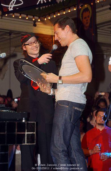 Tiësto 3FM awards 2007 | Best Artist Dance