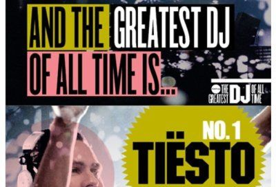 Tiësto Mixmag 2011 | Greatest DJ Of All Time
