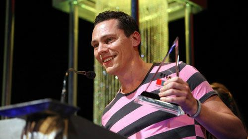 Tiësto IDMA 2010 | Best Trance Track for Tiësto & Sneaky Sound System – I Will Be Here