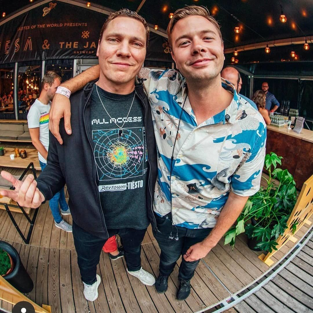 Tiësto & Sam Feldt, New collab coming soon !!