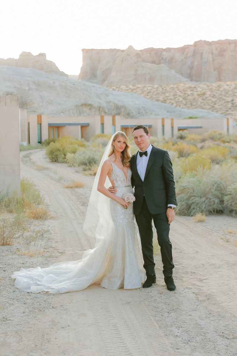 DJ Tiësto Gets Married in the Middle of the Utah Desert, Tiësto est marié avec Annika, mariage Dj Tiesto,