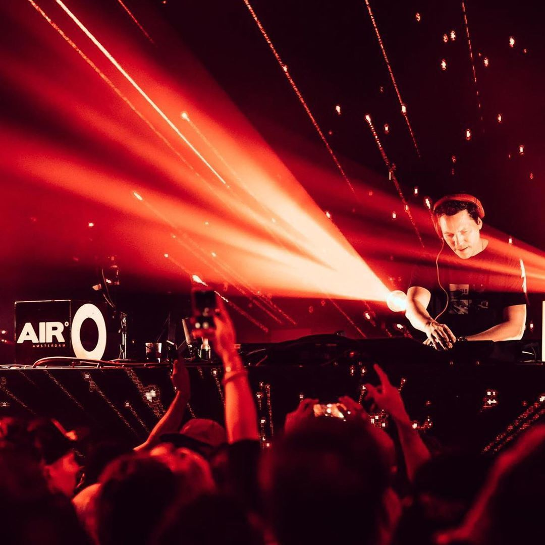 Tiësto photos | AIR | Amsterdam, Netherlands - october 17, 2019 | spécial Musical Freedom - 10 Year Anniversary