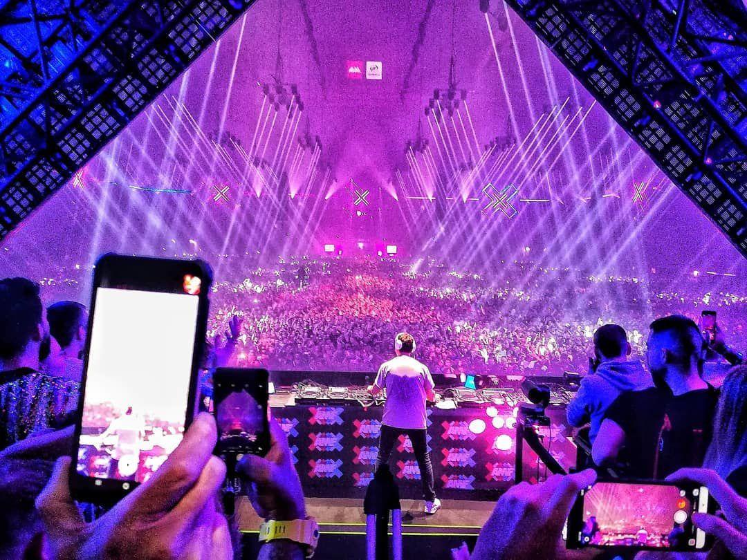 Tiësto photos   Amsterdam Music Festival   Amsterdam, Netherlands - October 19, 2019