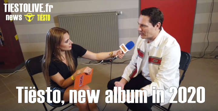 Tiêsto, new album in 2020 to come